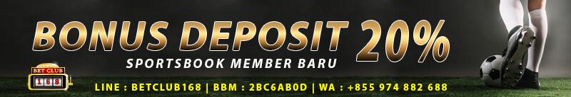 Bandar Bola SBOBET Resmi Deposit Termurah 25 Ribu