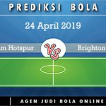 Prediksi Tottenham Hotspur Vs Brighton & Hove 24 April 2019
