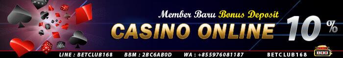 Bonus Besar Cashback Judi Sbobet