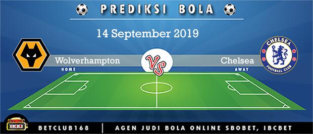 Prediksi Wolverhampton Vs Chelsea 14 September 2019