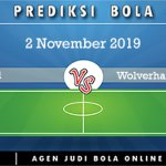 Prediksi Arsenal Vs Wolverhampton 2 November 2019