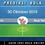 Prediksi Barcelona Vs Real Valladolid 30 Oktober 2019