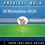 Prediksi Arsenal Vs Eintracht Fran 29 November 2019
