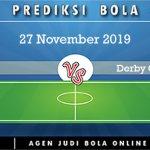 Prediksi Fulham Vs Derby County 27 November 2019