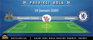 Prediksi Newcastle United Vs Chelsea 19 Januari 2020