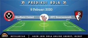 Prediksi Sheffield United Vs AFC Bournemouth 9 Febuari 2020