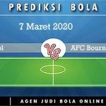 Prediksi Liverpool Vs AFC Bournemouth 7 Maret 2020