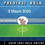 Prediksi Olympique Lyonnais Vs PSG 5 Maret 2020